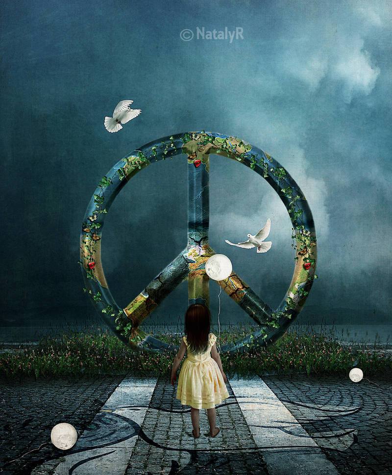 Peace by Nataly1st
