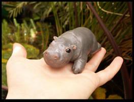 Marcus the Hippo by kaasha