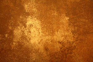 amber metallic texture II by beckas