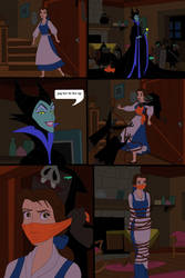 Belle comic page by SerisaBibi