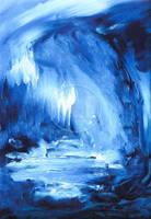The Blue Dimension by MariyaIgnatova