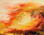 The Caress of the Sun by MariyaIgnatova