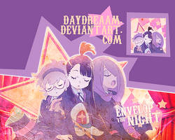 Envelop the Night. by daydreaam