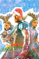 A Thor Christmas. by daydreaam