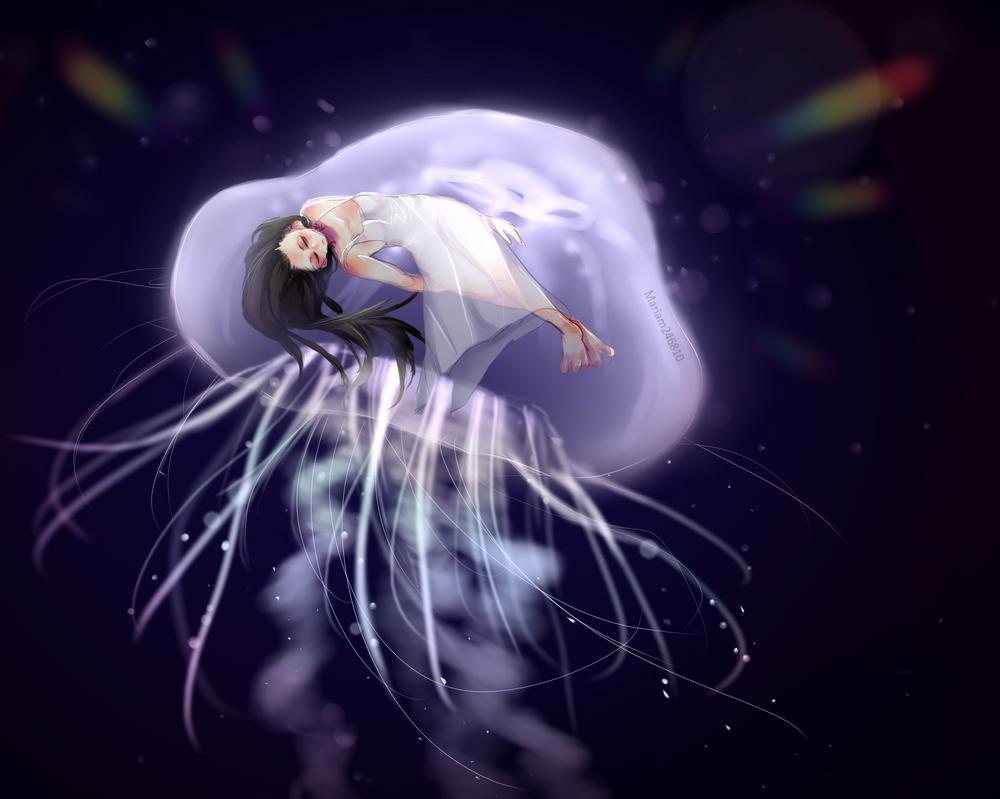 Jellyfish by mariam246810