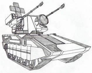 ifv explore ifv on deviantart JB Tank vladimir3d 23 1 myrmidon aa 3d by vladimir3d