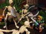 Skeleton Crew by ThePrincessRobotRoom