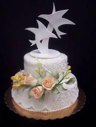 Elegant Cake by eckabeck