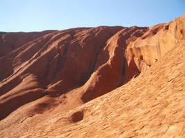On Uluru by CAStock