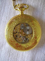 Pocket watch 1 by CAStock