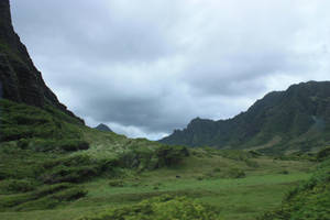Jurassic valley by CAStock
