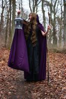 Elven pathway 3 by CAStock