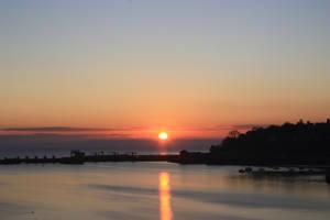 Breaking dawn by CAStock
