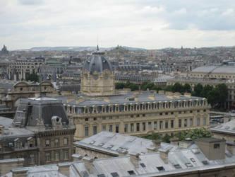 Paris cityscape 1 by CAStock