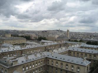 Paris cityscape 4 by CAStock