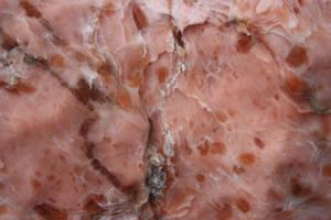 Pink gypsum by CAStock