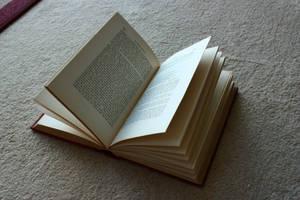 Book - open by CAStock