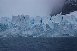 Glacial blocks by CAStock