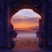 Sunset by CAStock