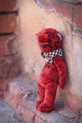 Cherry Bear [Stuffed toy] by Irentoys