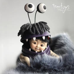 Boo [doll] by Irentoys
