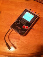 NES Game Boy After the Mods by Vexling