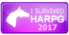 I Survived HARPG 2017 by HARPG