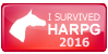 I Survived HARPG 2016 by HARPG