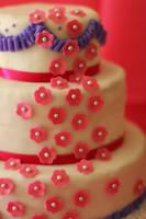 wedding cake :4: by moonberry