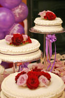 wedding cake :6: by moonberry