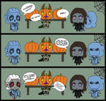 Happy Halloween!!!!! by ferret82