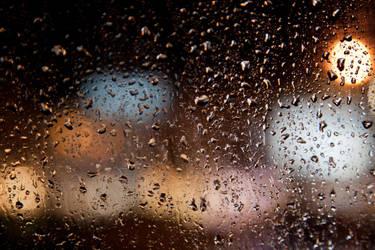 Rain drops by samm66