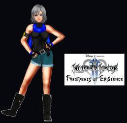 Kingdom Hearts 2 Kya by MegZakuro
