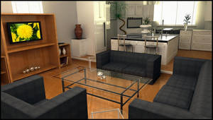 Living Area 1 by xxtjxx