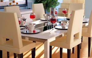Lux Dining Room by xxtjxx