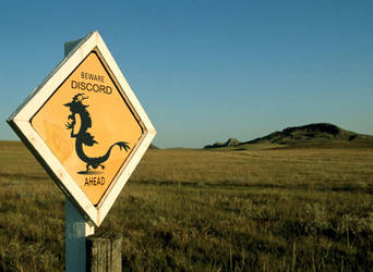 Beware Discord Ahead by normanb88