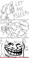 Go To Sleep by synnibear03
