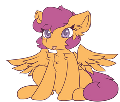 I haven't used my tablet in a month by synnibear03