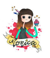 Monica by maga-a7x