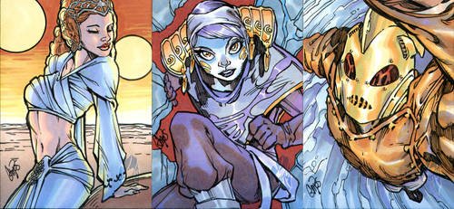 SKETCH CARD COMMISSIONS by stalk