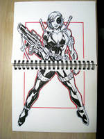 DOMINO by stalk