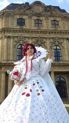 Queen Esther - Trinity Blood (1) by Kanue