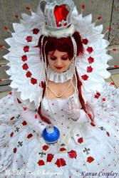 Queen Esther - Trinity Blood (2) by Kanue