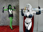 How do you do bodypaint that lasts all day? by BelleChere