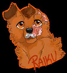 Raiku by Tarotfox