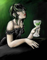 Absinth by queenelf