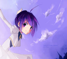 Happy Birthday! by AkioNakana