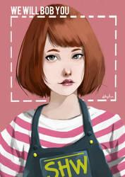 Cecilia Katou by hydhan