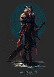 Winter Hunter- Nemesis by RobCV