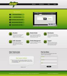 Snipr Website Design by ujala